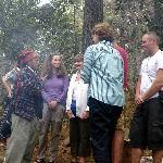 Corazón del Bosque - spiritual ceremony