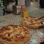 Foto de Pizzeria Vesuvio -Hortaleza
