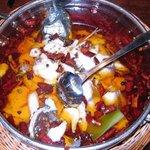 Fish in Spicy Chili Oil