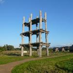 六本柱の建造物
