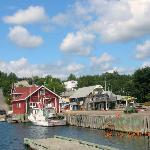 Baddeck Harbour