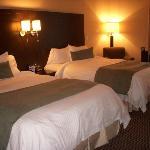 Nice room / comfortable beds