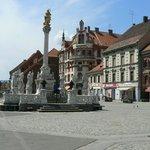 Down-town, Maribor...