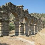 Alinda, Aquaduct (Water way)