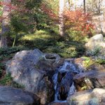 Beautiful water features and stonework