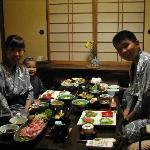 Oeishi - Yummy & excellent spread of food