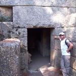Labranda, Anıt Mezar (Tomb)
