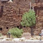 Hopi House at the Grand Canyon