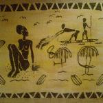 Hotel Mozambicano decoraciones