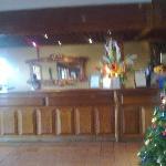 Hotel Mozambicano recepcion