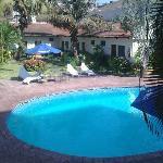 Hotel Mozambicano alberca pool