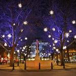 Sloane Square, December