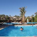 Una della tante belle piscine