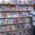 Tshwane Supermercado revistas
