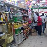 Tshwane Supermercado carbon y utensilios para asado