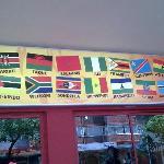 Tshwane Bienvenido a Sudafrica en todos los idiomas