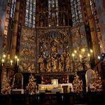 Wooden Altar by Veit Stoss