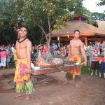 Pig ceremony