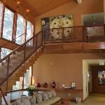 Interior of the Healing Arts Center & Spa