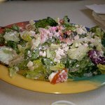 Emily's Excellent Huge Greek Salad