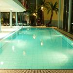 The Pool on the 43 floor...