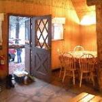 Cabin 13 interior
