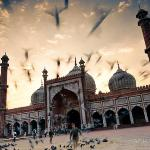 The Jama Masjid in Old Delhi, India – India's largest Mosque – one of my favourite buildings in