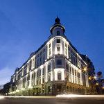 Radisson SAS Hotel, Kiev - Exterior