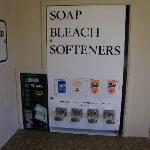 Luandry Detergent Dispenser