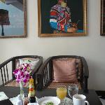 アジアスタイル朝食