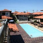 Main hotel pool area