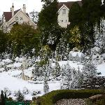Winter Wonderland at the Model Village, Babbacombe