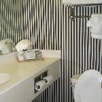 My room's bathroom