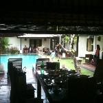 the view of our Three Bedrooms Villa