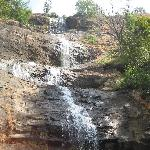 Water fall on the way to Munnar