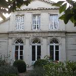 Outside of Belvedere