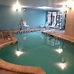Indoor Pool view 1