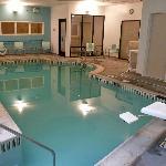 Indoor Pool view 2