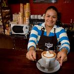 welcome to Cafe Nuevo Mundo!