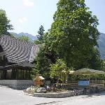 The best location near Bohinj lake