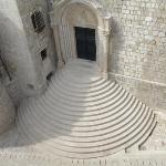 A stone fan...