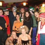 Anual Day of the dead party