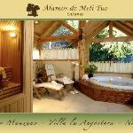 Sectos de sauna y spa