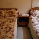Double room at the Weygoss