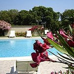 Relais de Bravone - Swimming pool