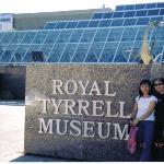 07.11.03 - Royal Tyrell Museum Drumheller Valley  Alberta Canada