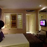 superior room (8th floor)