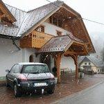 Snowy Garni Hotel Bled