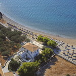 Four Seasons Hydra Luxury Hotel - Aerial view