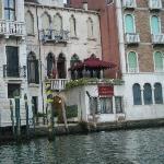 hotel from gondola